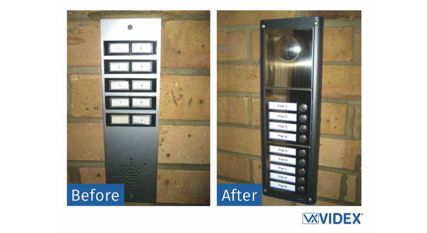 Berkeley Lodge Opts For Videx For Door Entry System