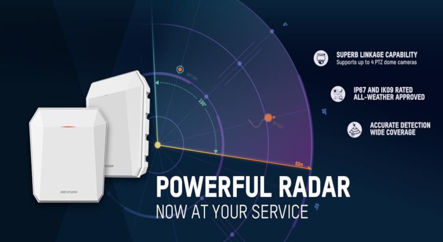 Security radar