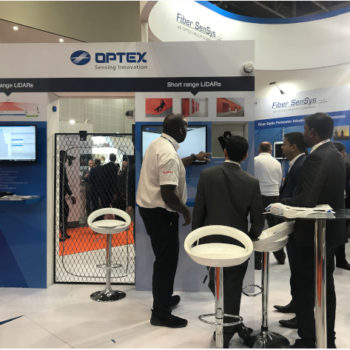 OPTEX Europe Limited and Fiber SenSys