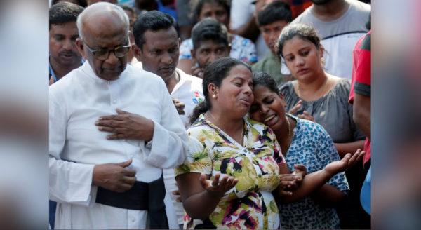 Sri Lanka Bombings