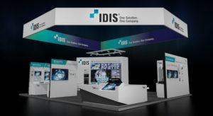 IDIS IFSEC Stand 2019