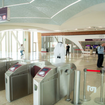 Ticket Barriers