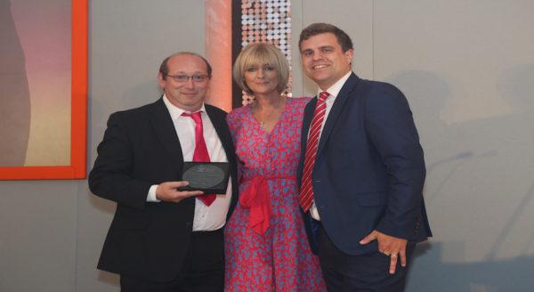 BSA Award Simon Young