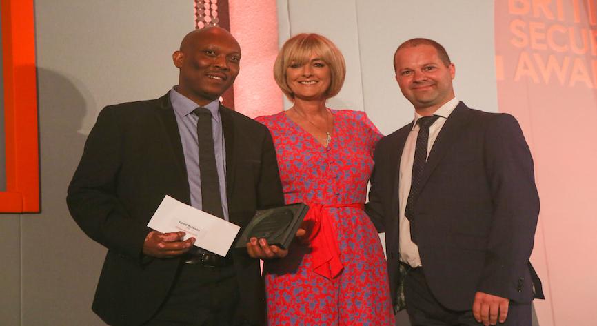 BSA Awards David Rutwaza