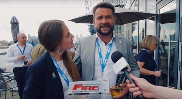 hand media at ifsec