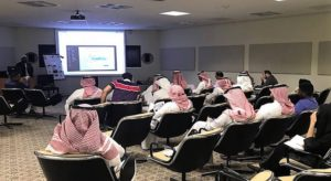 NCB Training Session Delivered by IDIS and Al Majal G4S