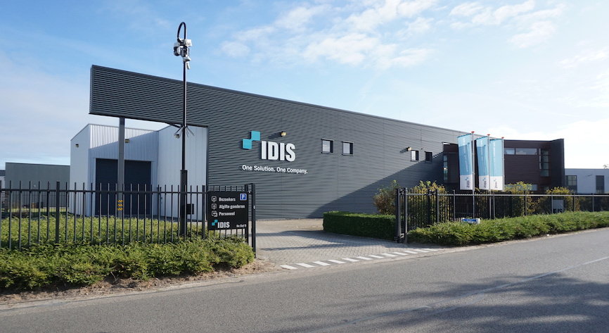 IDIS_European_Distribution_Centre