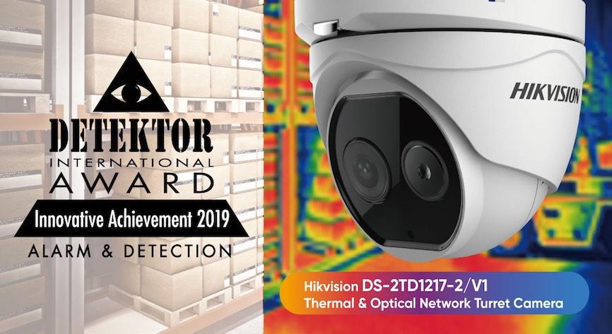 Hikvision Detektor Award