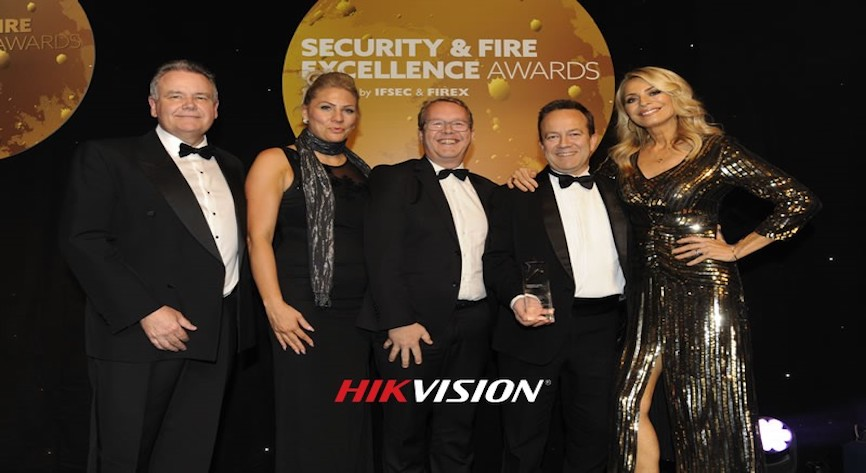 Hikvision Security and Fire Excellence Awards 2019