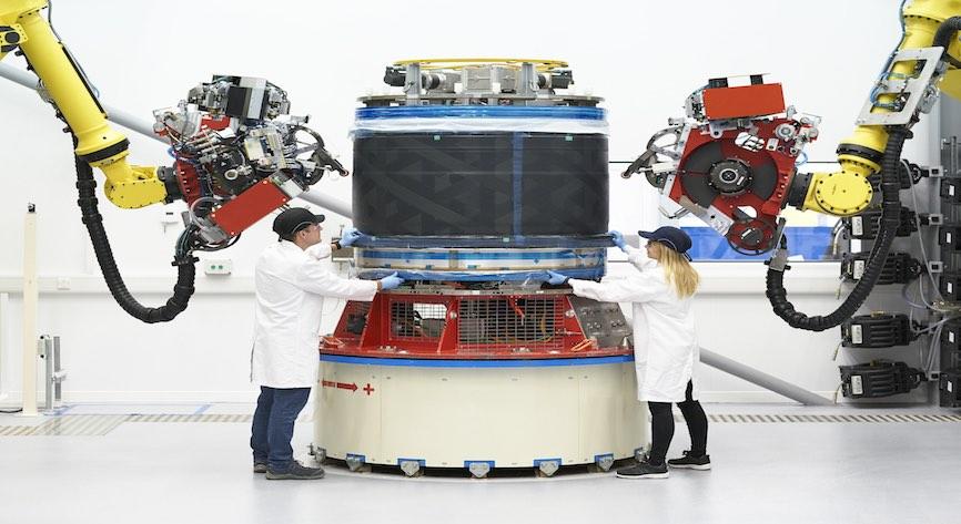 Rolls-Royce Bristol Innovation Centre
