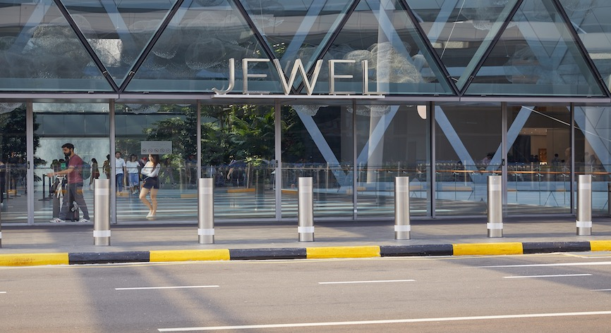 ATG Access - Jewel Changi Airport