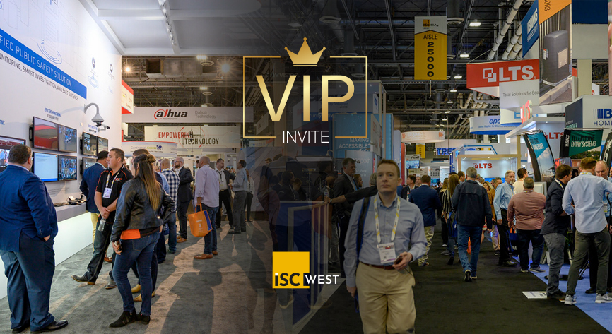ISC West VIP Networking Event