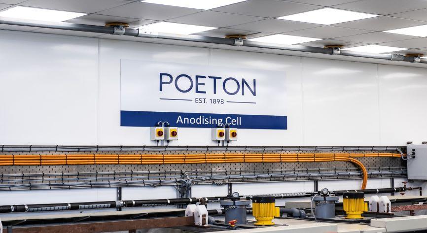 Poeton-Anodising-Line