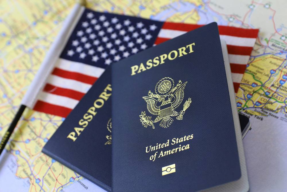 Passports in the US