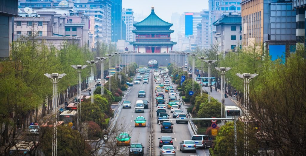 Xi'an intelligent traffic management solution01