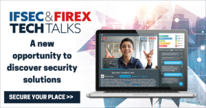 IFSEC FIREX Tech Talks Social Graphic Post 3