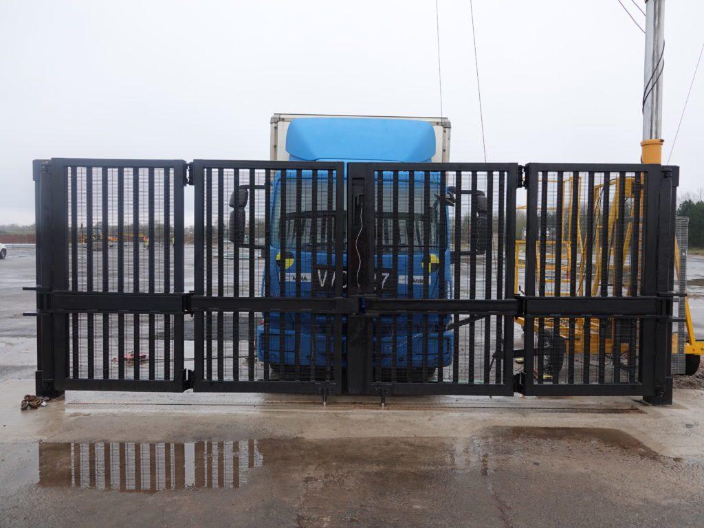 IWA14 Terra Bi fold Gate