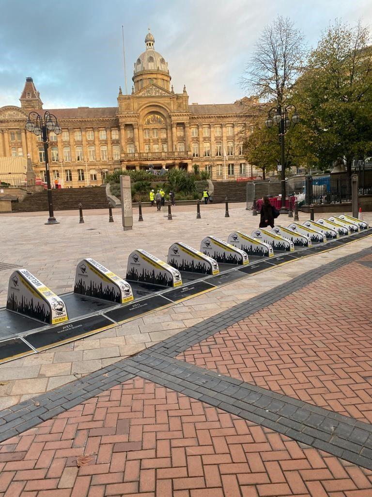 Birmingham Pedestrianisation