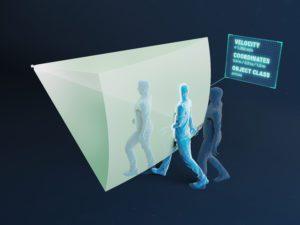 Radar Measurement ©InnoSenT GmbH