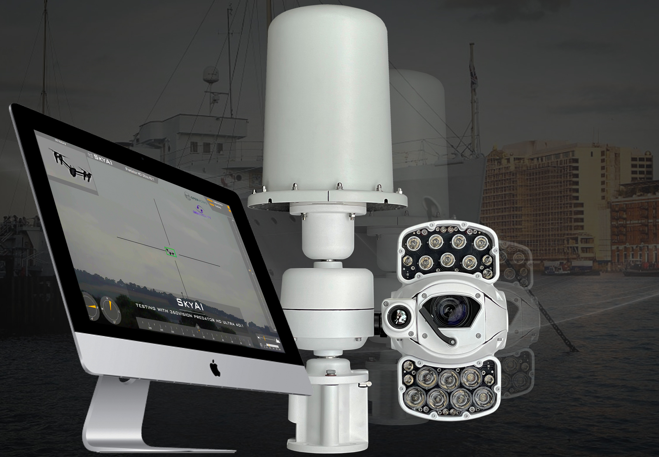 360 Vision Technology to exhibit at the 'Integrated CNI Technology Solutions'